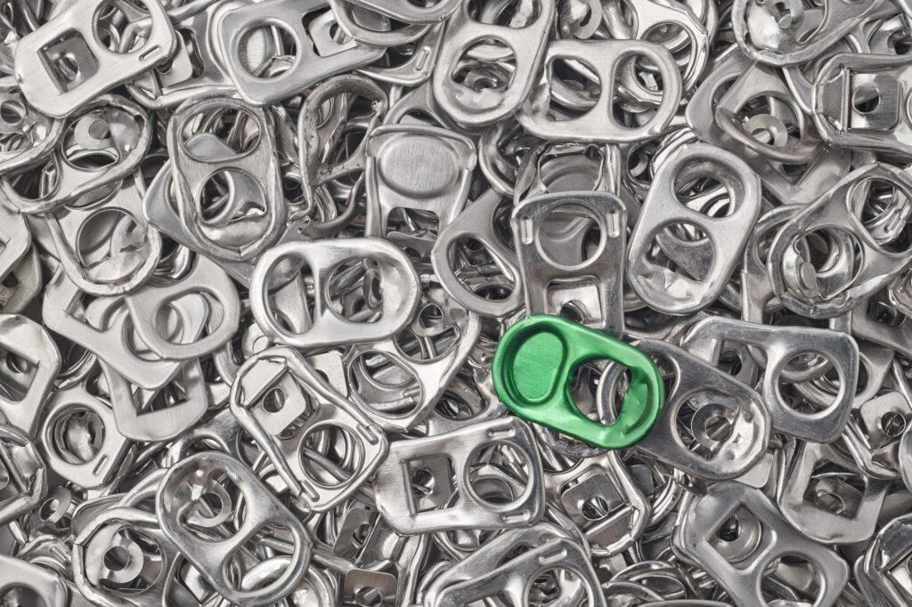 Recyckling av aluminium